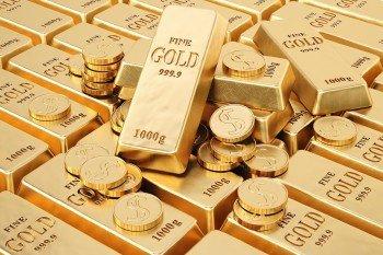 Официальный курс золота в Сбербанке на сегодня